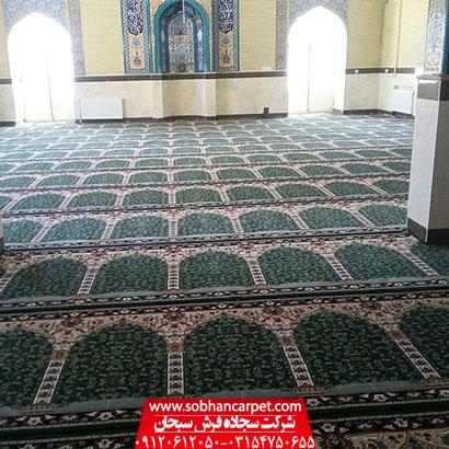 نمونه فرش مسجد