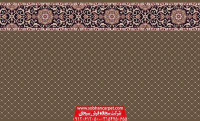 سجاده فرش مسجد پامچال بدون محراب
