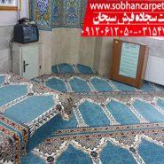 طرح محراب مسجد