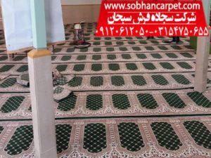 قیمت فرش مسجدی ماشینی